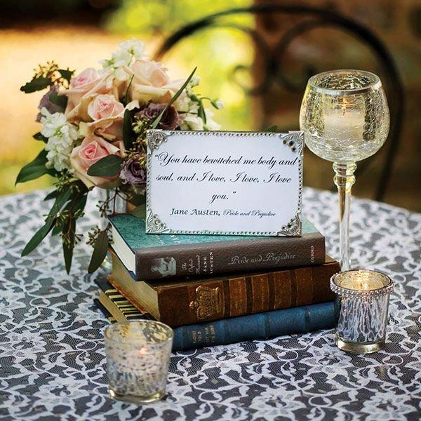 a4601c3ca4 Hogyan kerülnek könyvek az esküvőre? – A legjobb 10 (+1) könyves ...